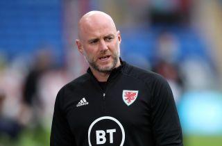 Wales boss Robert Page