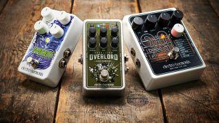 Electro-Harmonix pedals round-up