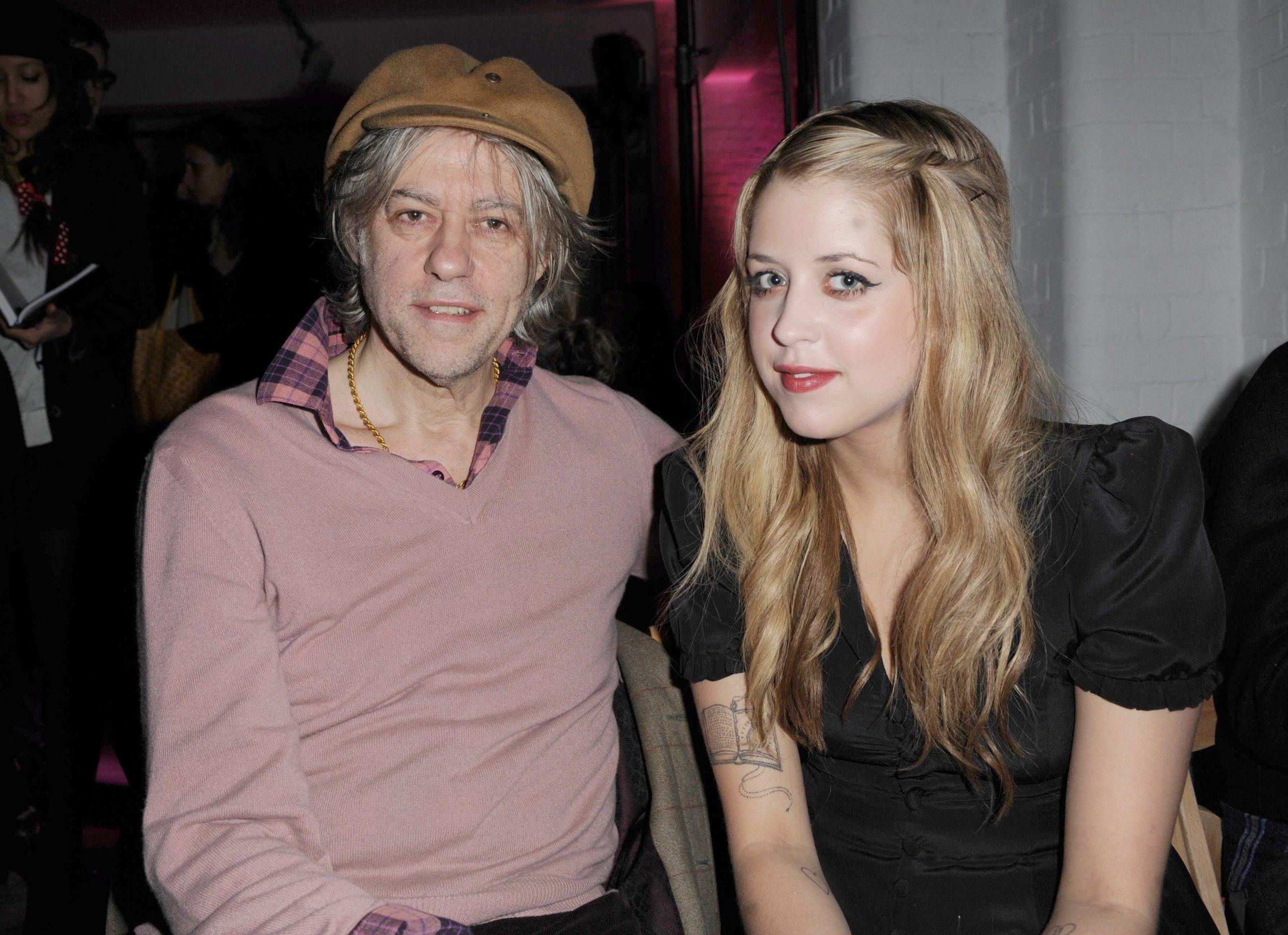 bob and peaches Geldof