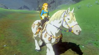 Play as Zelda in Breath of the Wild with the Zelda