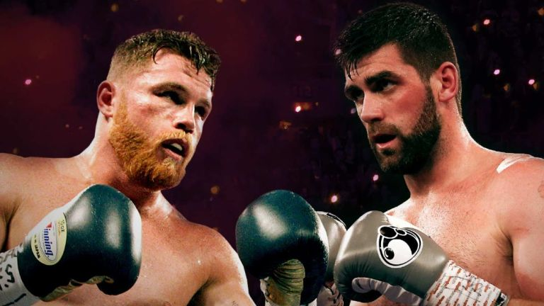 canelo vs fielding live stream
