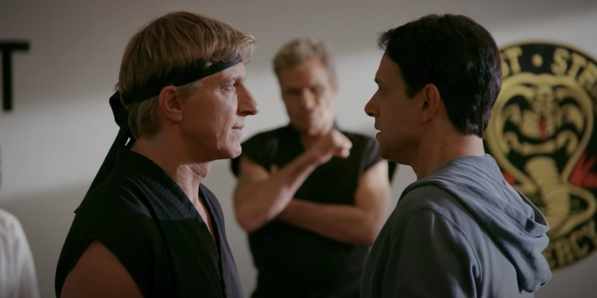 Netflix Reveals How Many Households Watched 'Cobra Kai' Season Three!