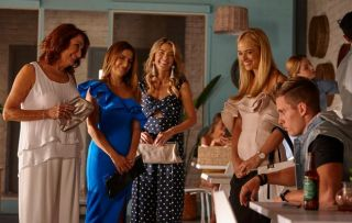 Home and Away, Irene Roberts, Leah Patterson, Jasmine Delaney, Olivia Richards, Hunter King