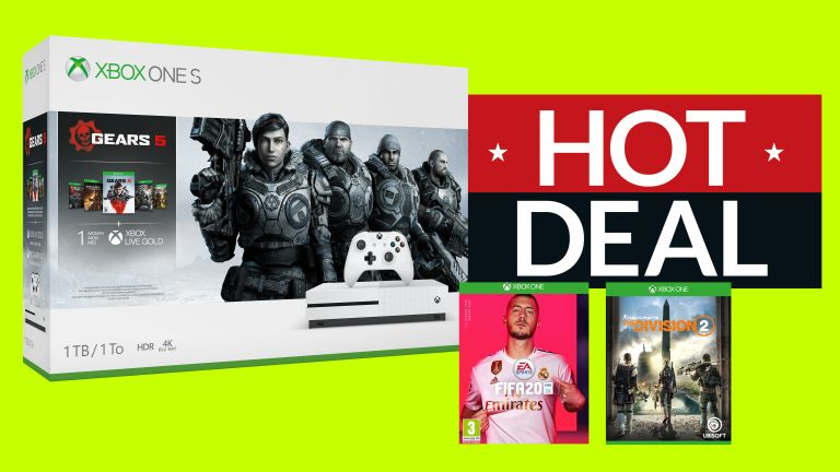 Argos gaming deal Xbox One S FIFA 20 Gears of War 5
