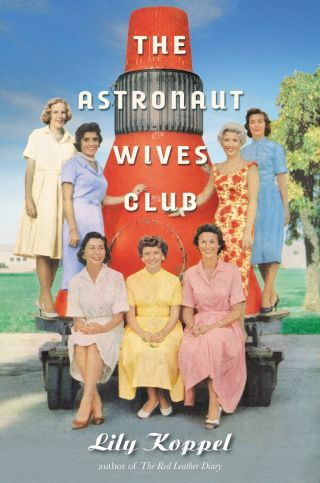 Astronaut Wives Book Cover