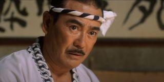 Sonny Chiba in Kill Bill