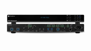 Atlona is now shipping the AT-OME-PS62 6x2 matrix presentation switcher, part of the company's offerings in its Omega Series unveiled at InfoComm 2019.