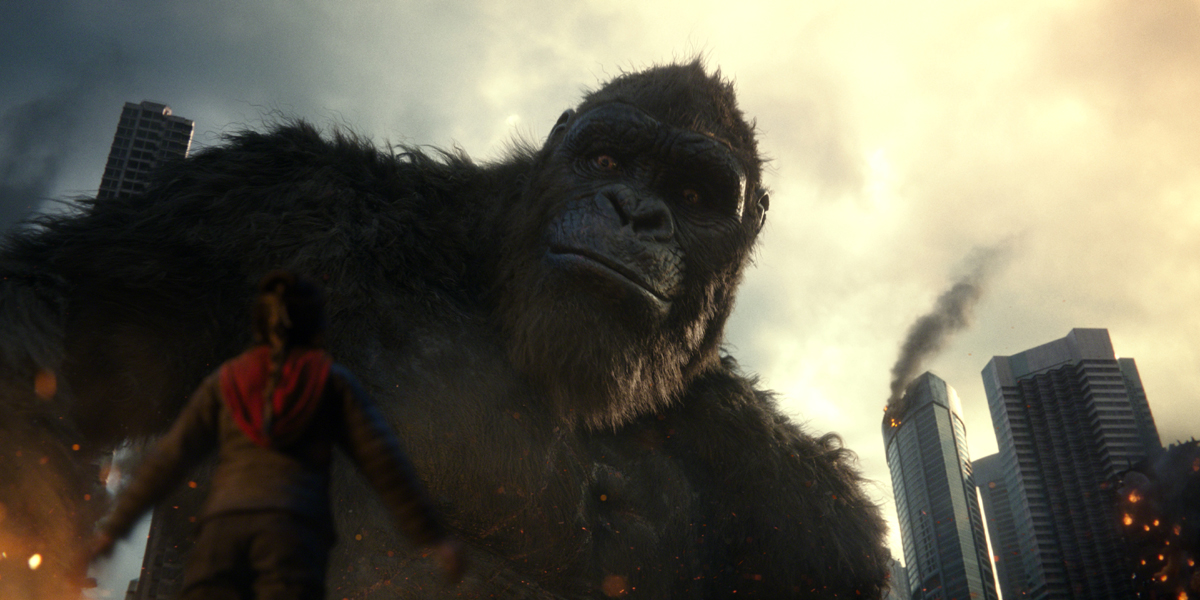 Godzilla Vs. Kong Continues To Dominate At The Box Office As It Crosses A Global Milestone