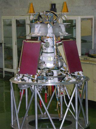 Planetary Society's Cosmos 1 Solar Sail Ready for Flight