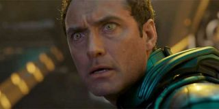 Jude Law in Captain Marvel 2019