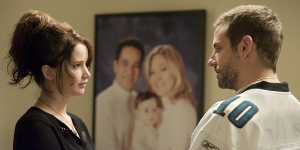 Jennifer Lawrence, Bradley Cooper - Silver Linings Playbook