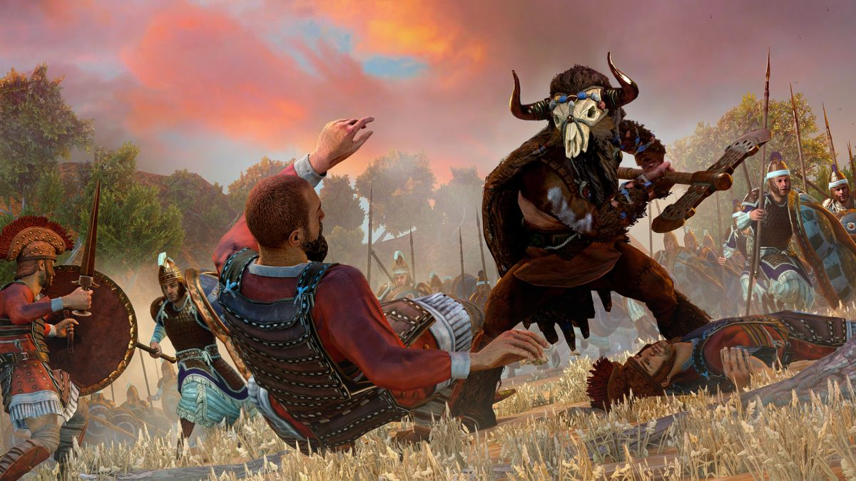 How A Total War Saga: Troy blends myth and reality