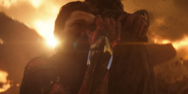 Why Tom Holland Actually Loved Filming That Emotional Infinity War Scene With Robert Downey Jr.