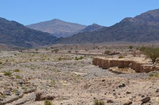 Researchers found evidence of ancient pollution from copper smelting at Wadi Faynan, Jordan (shown here).