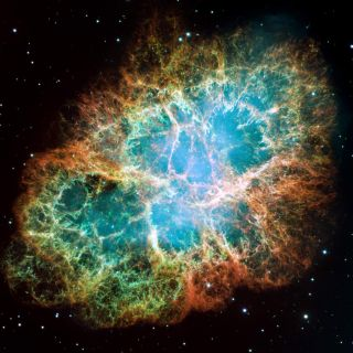Crab Nebula, messier object m1