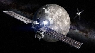 Boeing is one of five companies testing a prototype habitation module on Earth for NASA's Lunar Gateway.