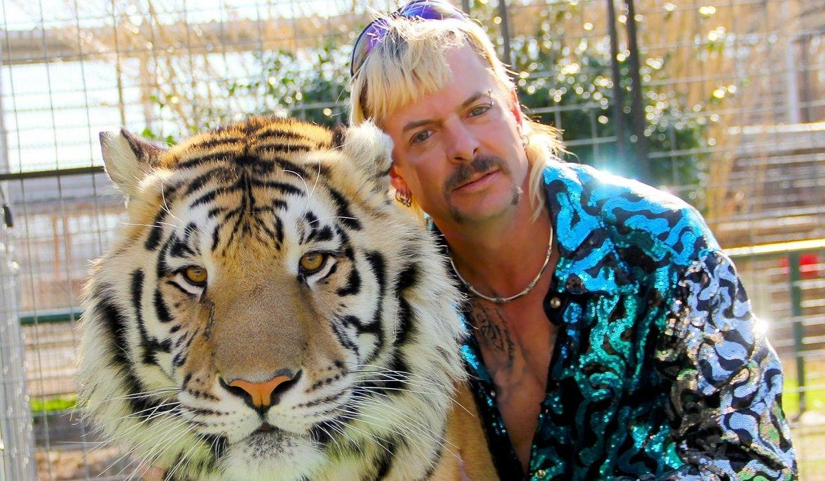 Tiger King: Murder, Mayhem, And Madness