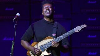 Tosin Abasi performs live