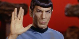 How Leonard Nimoy's Son Adam Honored Him At His Wedding