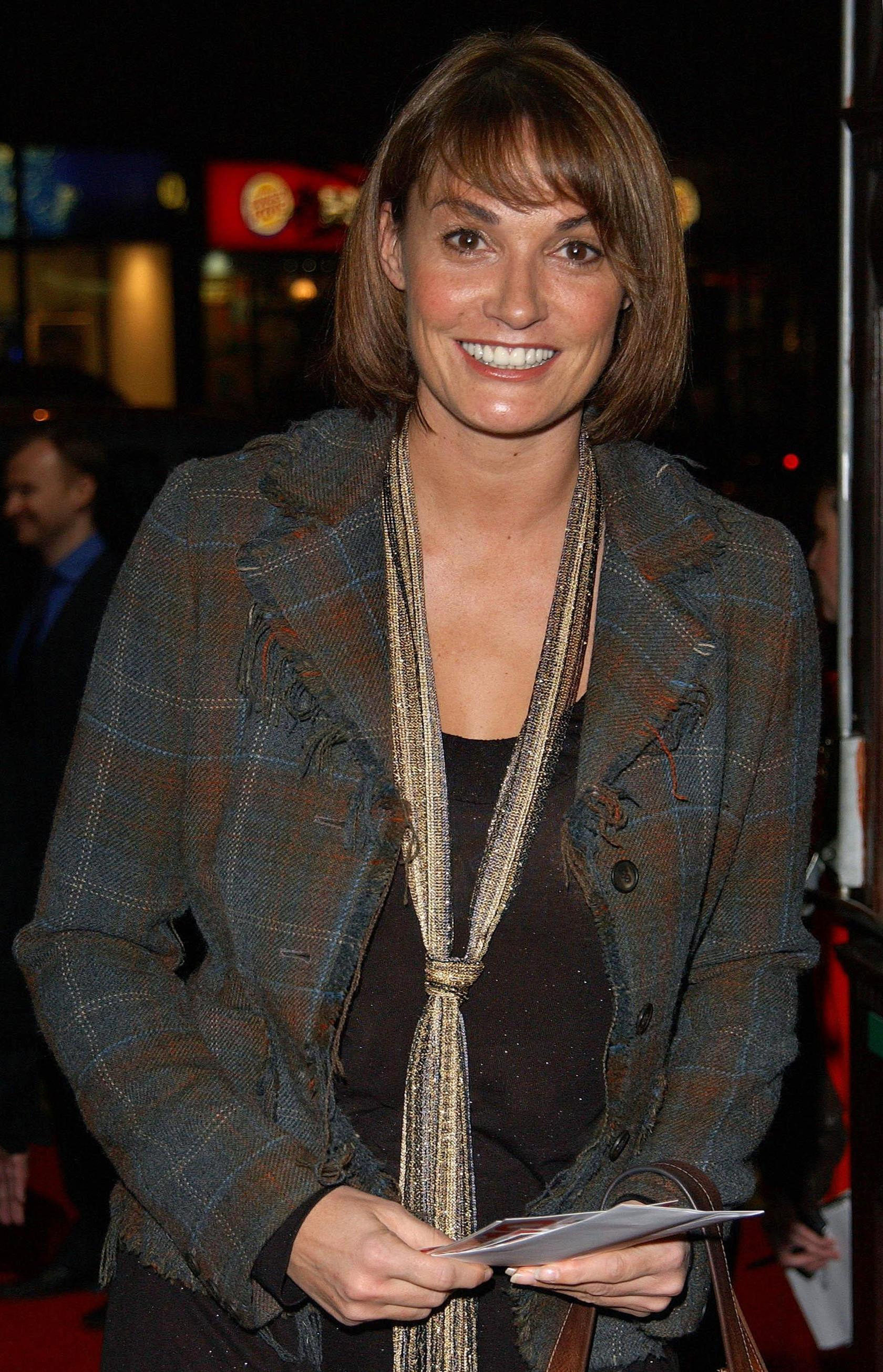 Mistresses star Sarah Parish is pregnant