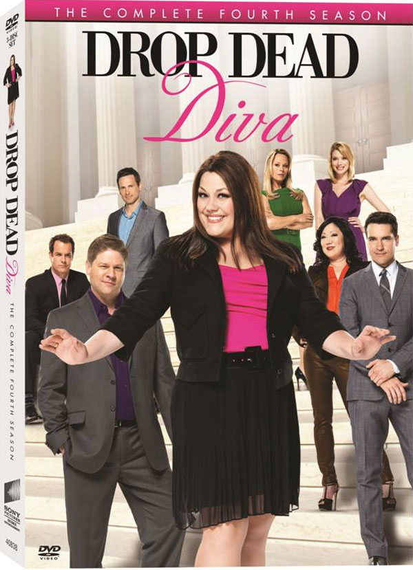 Drop Dead Diva Season 4 DVD