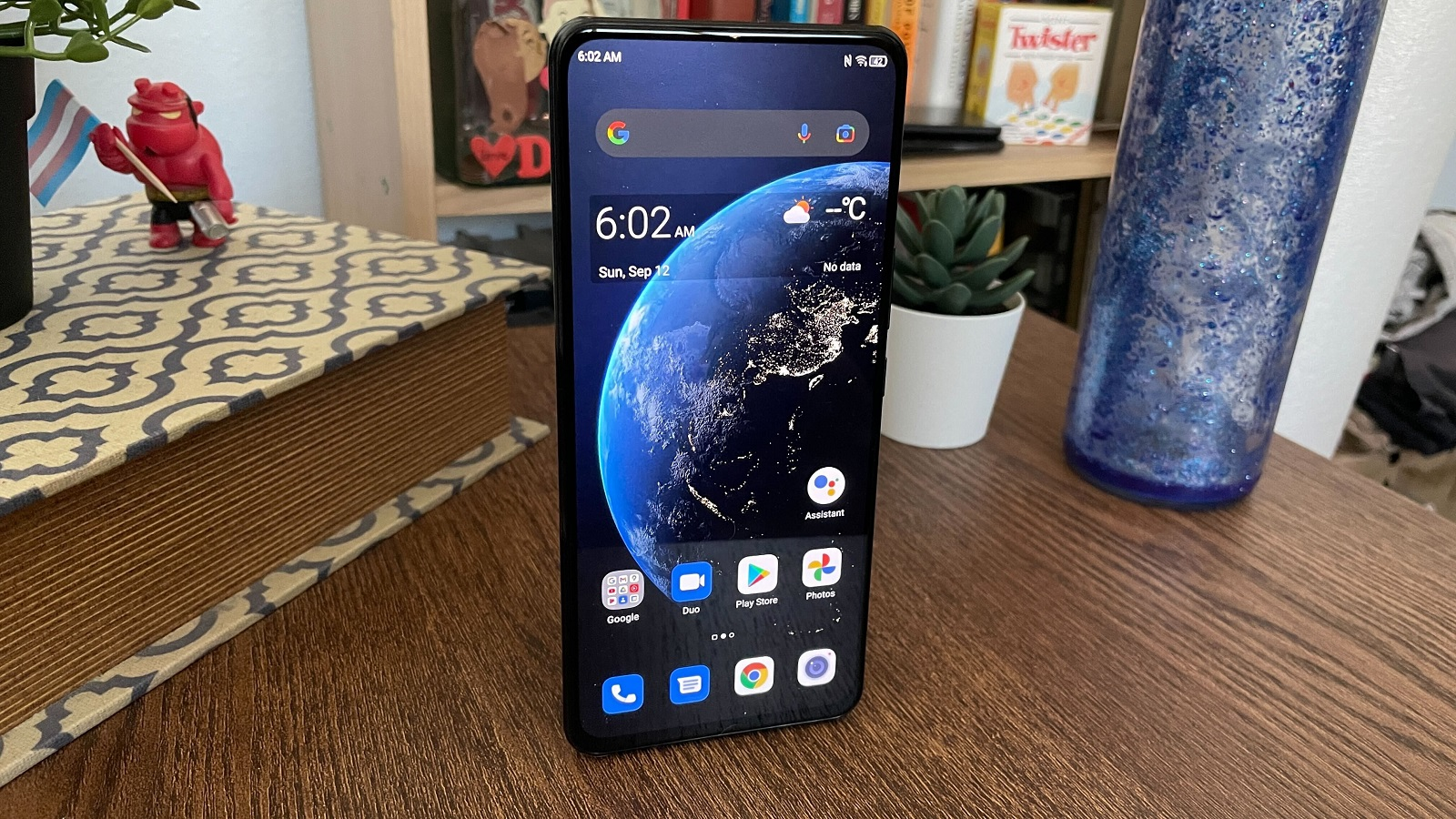 The ZTE Axon 30's under-display camera proved that notch hate is overblown