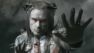 Dani Filth portrait