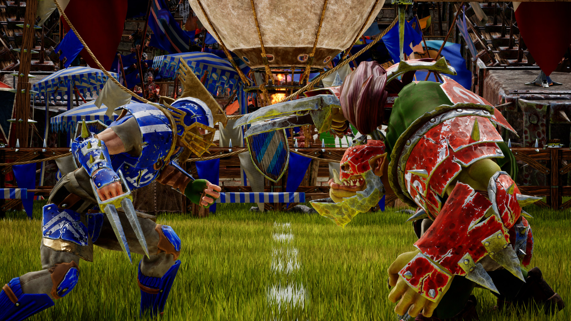 Blood Bowl 3 has been punted back to 2021