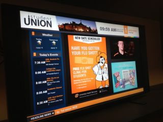 OSU Student Union Goes Digital