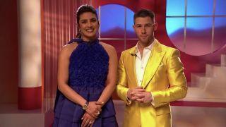 Priyanka Chopra Jonas and Nick Jonas Oscar Nominees