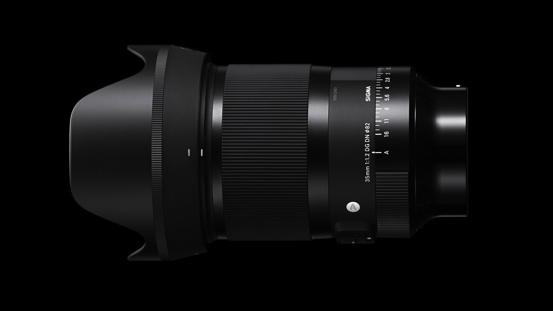 """Sony considering f/1.2 lenses that are """"relatively compact and affordable"""" 