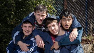 The cast of Ladhood Season 2.