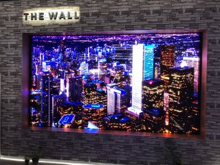Seeing Samsung's 'The Wall' MicroLED TV Makes Me a Believer | Tom's