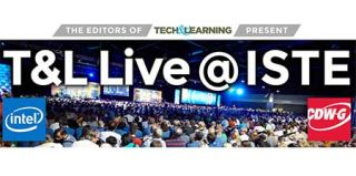 Tech & Learning Live @ ISTE 2015 Launches