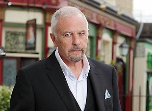 David Essex: 'EastEnders has taken over my life'