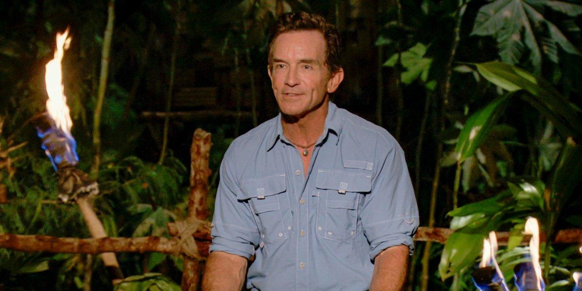 Jeff Probst Survivor: Island of the Idols CBS