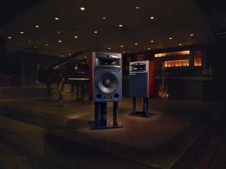 JBL studio monitors are bringing retro back   What Hi-Fi?