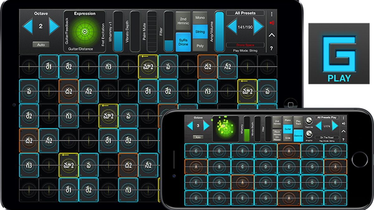 Jordan Rudess wants you to stay at home and make music, so he's giving away his GeoShred Play iOS app for free