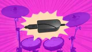 PDP Wired Legacy Adapter for Xbox One with a remixed as pop-art
