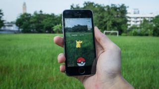 How to take a snapshot in Pokémon Go