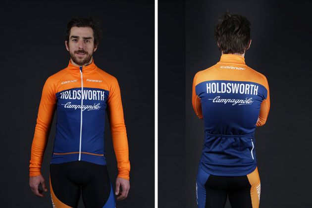 Holdsworth team unveils new clothing - Cycling Weekly 8d934e95b