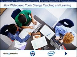 How Web-based Tools Change Teaching and Learning