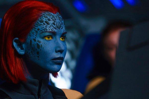 Jennifer Lawrence is Mystique