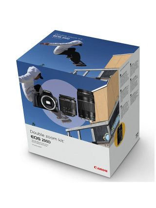 Pre Prime Day deal…. check out this great Canon EOS 200D twin lens best buy! | Digital Camera World
