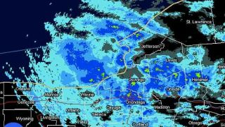 Thanksgiving weather history, lake-effect snowstorm