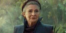 Mark Hamill, Billie Lourd And Star Wars Fans Pay Tribute To Carrie Fisher On The Anniversary Of Her Death