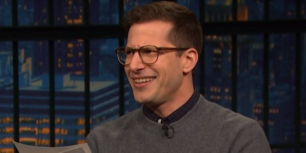 Andy Samberg Revealed A Bunch