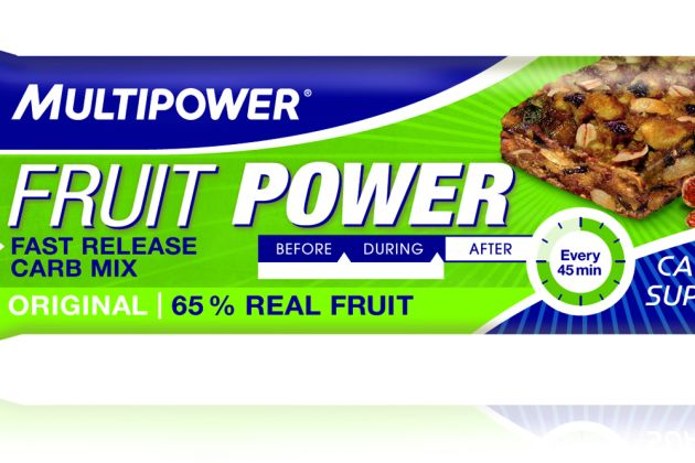 Multipower Fruit Power bar