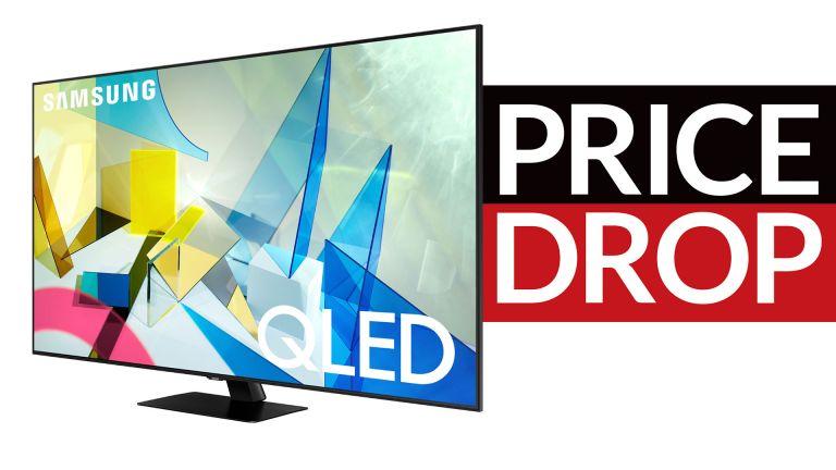 Samsung Q80T Best Buy TV deal