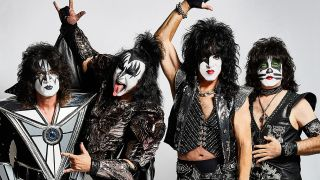 Kiss will take to the stage at the Whisky A Go Go on the Sunset Strip next month – the first time they've played a club in the US for 20 years